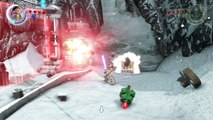 LEGO STAR WARS The Force Awakens {PC} прохождение часть 43 — Глава 7 Саботаж на Старкиллере на 100%