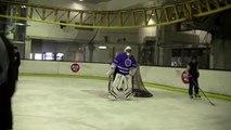 Goalie Practice Oct 19 2013 : Hong Kong Ice Hockey Association
