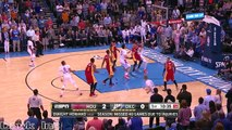 James Harden vs Russell Westbrook Full MVP DUEL 2015.04.05 - 81 Pts, 19 Dimes Combined!