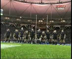 Haka Los Pumas - All Blacks (Rugby Championship 29/09/2012)
