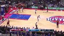 LeBron James Full Highlights 2016.01.29 at Pistons - 20 Pts, 9 Rebs, 8 Assists