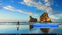 Manual eduroam NHTV for Windows 10