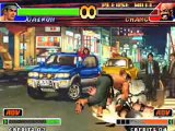 king of fighters Kof 98 neo geo fighters cafe