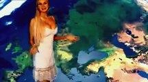 Une présentatrice météo russe fait le buzz sur le net