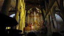 Oude Kerk Organ Concert 28/8/10 last 40 seconds....