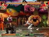 king of fighters Kof 97 bug neo geo