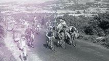 Cyclisme - Tour de France - Dans la roue de Mangeas : Géminiani et les champions du Massif Central