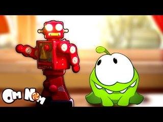 Om Nom et son ami Robot | Dessin Animé pour les enfants | Om Nom en Français | Épisode 10