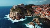 Superbes images de la Croatie vue du ciel par un Drone... Vacances ! - Croatia from Above