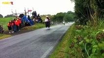 Les plus gros crash à moto en grand prix - compilation crash moto