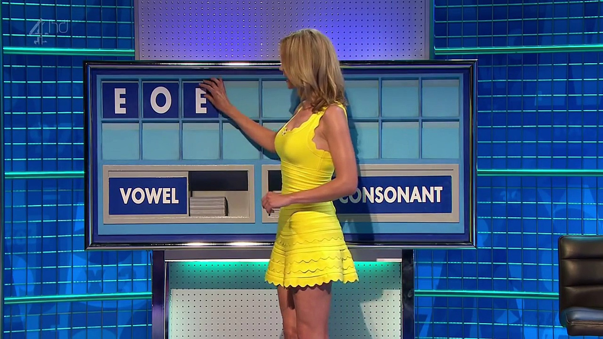 Rachel Riley Short Dress 8 Out Of 10 Cats Does Countdown 23jun2015 Hd Video Dailymotion