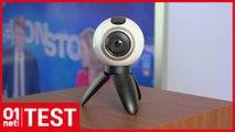 Gear VR : la petite caméra 360 qui fait perdre la boule