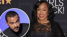 Shonda Rhimes Responds to Petition to Fire Jesse Williams