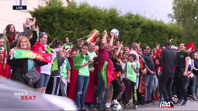 Sports and Euro 2016 news
