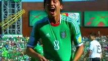 México 3 - 2 Alemania Semifinal Copa Mundial Sub-17 de la FIFA México 2011