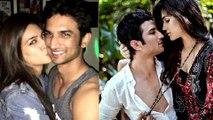 Sushant Singh Rajput REACTS To Dating Kriti Sanon Rumours