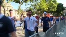 Euro 2016: Allez les Bleus! Demi finale France-Allemagne dans la Fan Zone