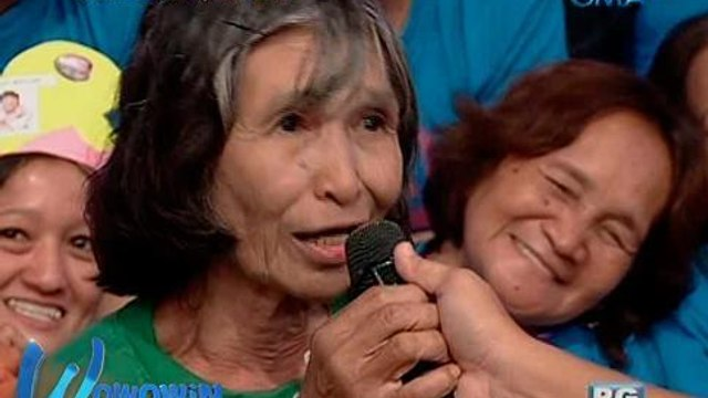 Wowowin: Willie Revillame meets the labandera poet