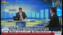 Les flux du marché des ETF européens ont rebondi en juin - 06/07