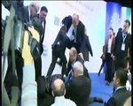 Ahmed Dogan assassination attempt in Sofia, Bulgaria, on 19 Jan 2013