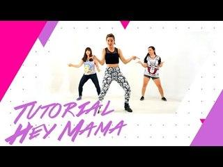 Tutorial coreografía Hey Mama | Pegar Lomazo