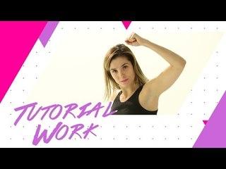Tutorial coreografía Work | Pegar Lomazo