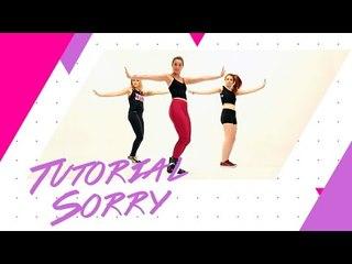 Tutorial coreografía Sorry | Pegar Lomazo