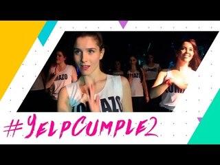 #YelpCumple2 | Pegar Lomazo