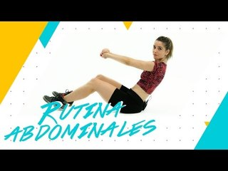Rutina abdominales #3 | Pegar Lomazo