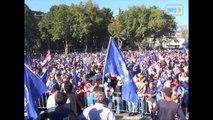 Georgian Dream Rally in Tbilisi, 29 September 2012