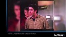 Friends: Un fou rire des acteurs en plein épisode oublié par les monteurs (vidéo)