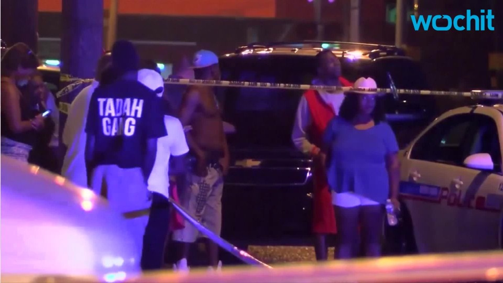 Officers In Fatal Shooting Identified