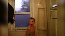 13 Hilarious Shower Scares