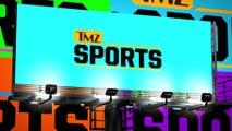 La main presque arrachພ par un feu d artifice - Nick Young des Los Angeles Lakers - Basketball