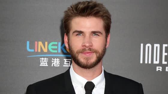 Liam Hemsworth Named PETA's Sexiest Vegan