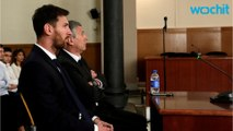 Lionel Messi Sentenced To 21 Months For Tax Fraud