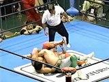Mitsuharu Misawa vs Kenta Kobashi 21/10/97