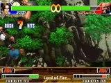 King of fighters kof 98 Ultimate vol1