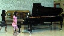 2012-05-24 studio recital in AFC . Sumin.mov