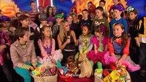 Kinderen voor Kinderen bij de Kids Top 20 - Sinterklaas wil dansen