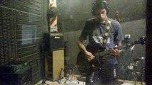 Longevo Menester - Qué respondes? - Grabación Disco 2013 (Guitarras - Toma 1)