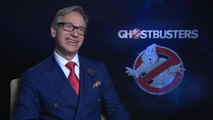 'Ghostbusters' director Paul Feig talks remakes, funny women and online fury