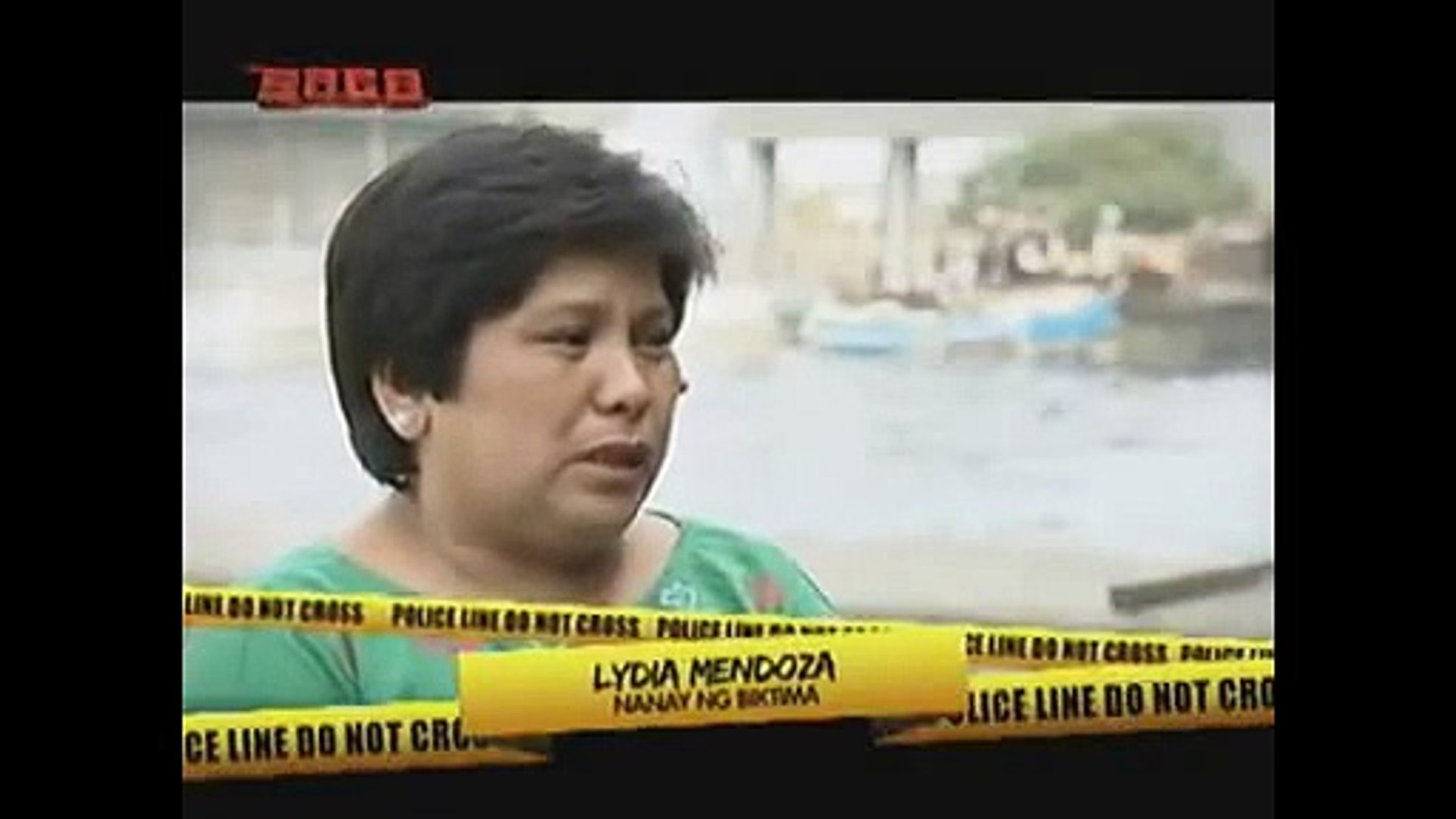SOCO Scene of the Crime Operatives)   23 March 2013 pasayaw part 2