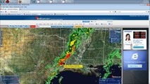 12/20/2011 -- USA -- Blizzard, severe weather, damaging winds, hail, possible tornadoes