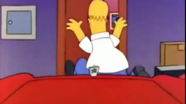 The Simpsons S01 E03 - Homers Odyssey