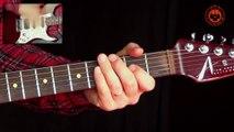 Van Halen - You Really Got Me - Riff à la guitare #24