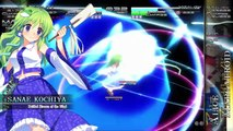Touhou Genso Rondo : Bullet Ballet - Character Trailer