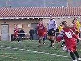 Partit Futbol femení Base Roses - Argelaguer 10/01/2009 (part 2/4)
