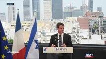 Soupçons: Israël espionne-t-il Manuel Valls?