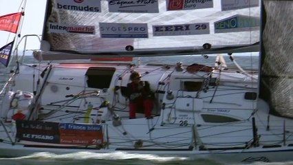 Solitaire Bompard Le Figaro - Erwan TABARLY - Armor Lux
